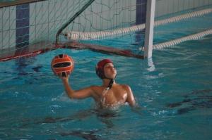 Italo Martire portiere DG ENERGY Rende Nuoto