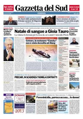 20121227 Gazzetta pag 01