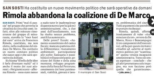 20140323, articolo politica S_Sosti GdS